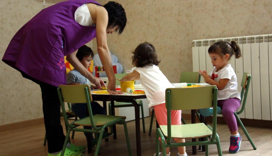 Absentisme a les llars d'infants per por al contagi de l'enterovirus