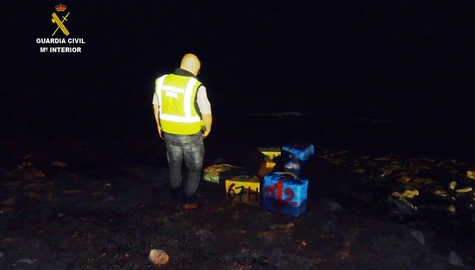 La Guàrdia Civil intercepta 700 quilos d'haixix al Perelló