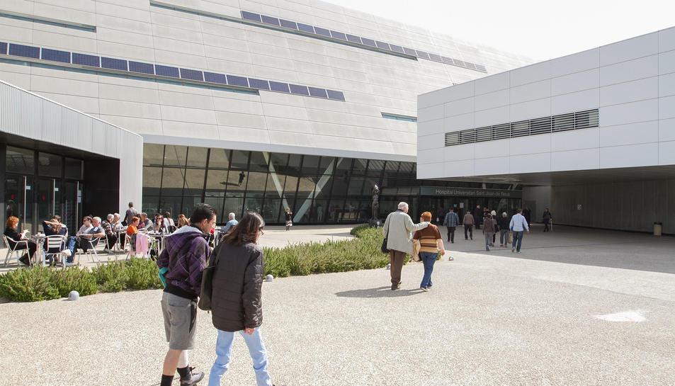 L'Ajuntament de Reus preveu estalviar 2,3 milions del dèficit de l'Hospital
