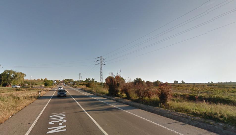 Unes obres creen una retenció de 5 quilòmetres a l'Arboç en direcció a Tarragona