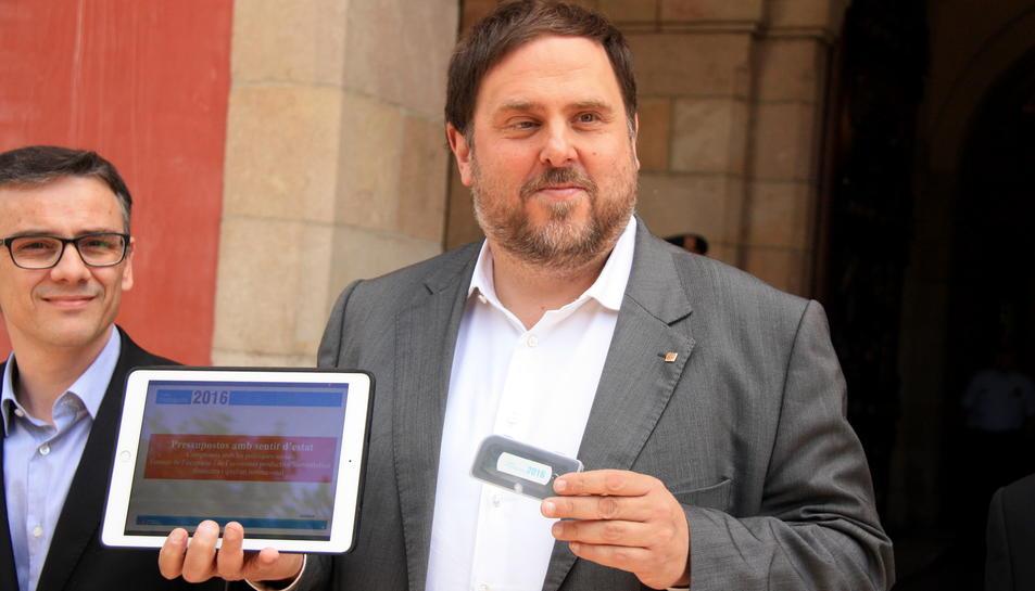 El pressupost de la Generalitat pel 2016 al Camp de Tarragona augmenta un 21,7%, amb 52,74 MEUR