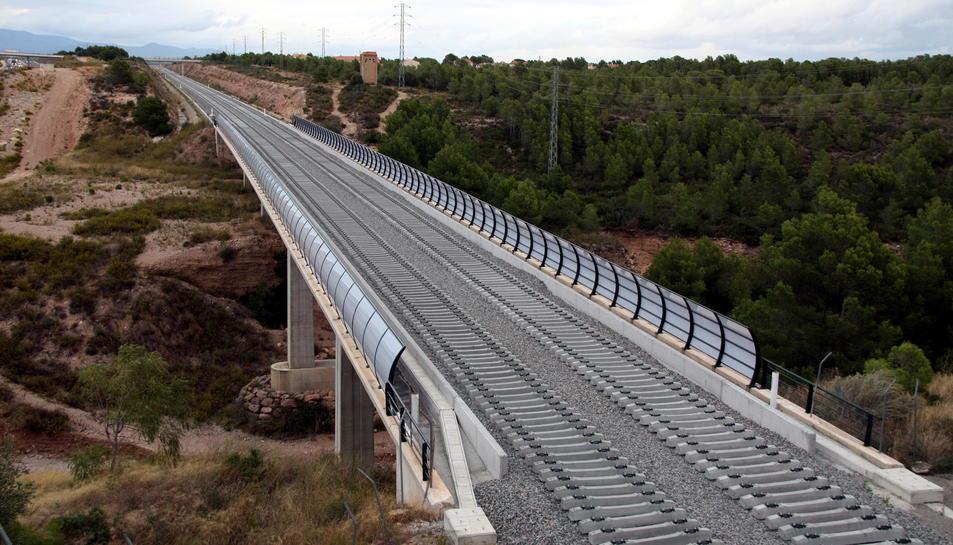 El Tribunal de Comptes de la UE denuncia la poca competitivitat del corredor mediterrani sense Tarragona