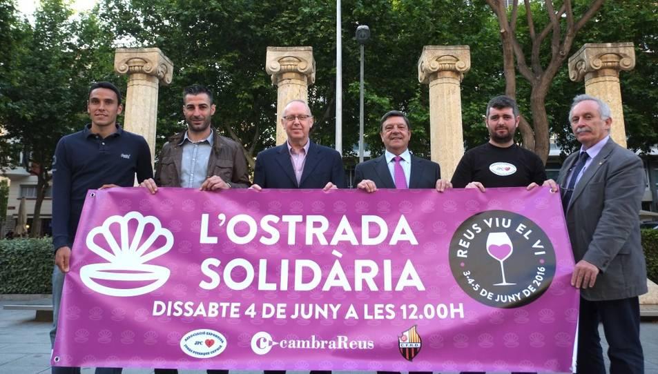 Una ostrada solidària encetarà la Reus Viu el Vi