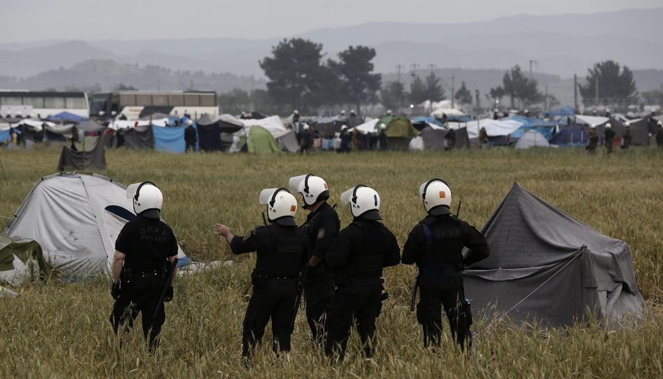 Les comarques de Tarragona acolliran a partir d'aquest dimecres 12 refugiats eritreus