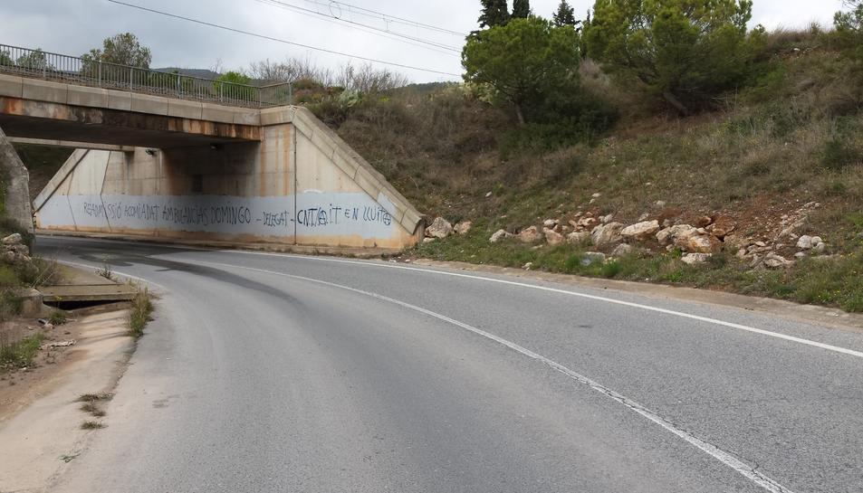 Alcover convoca un concurs per escollir el disseny del pont d'entrada al municipi