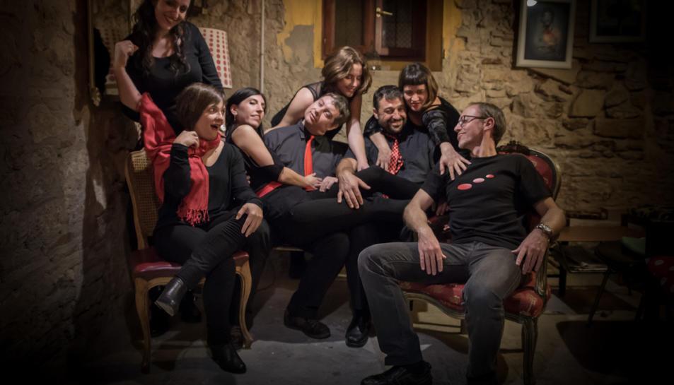 L'espectacle de relats eròtics 'Entrellençols' torna a la sala M'Art amb noves històries