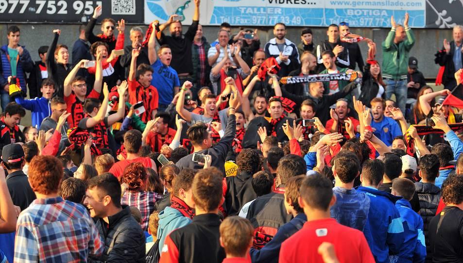 4.500 seguidors que confien en el CF Reus