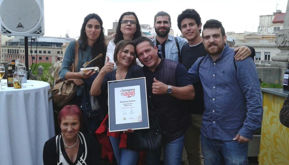 Barhaus es converteix en el guanyador del vuitè Tarragona dTapes