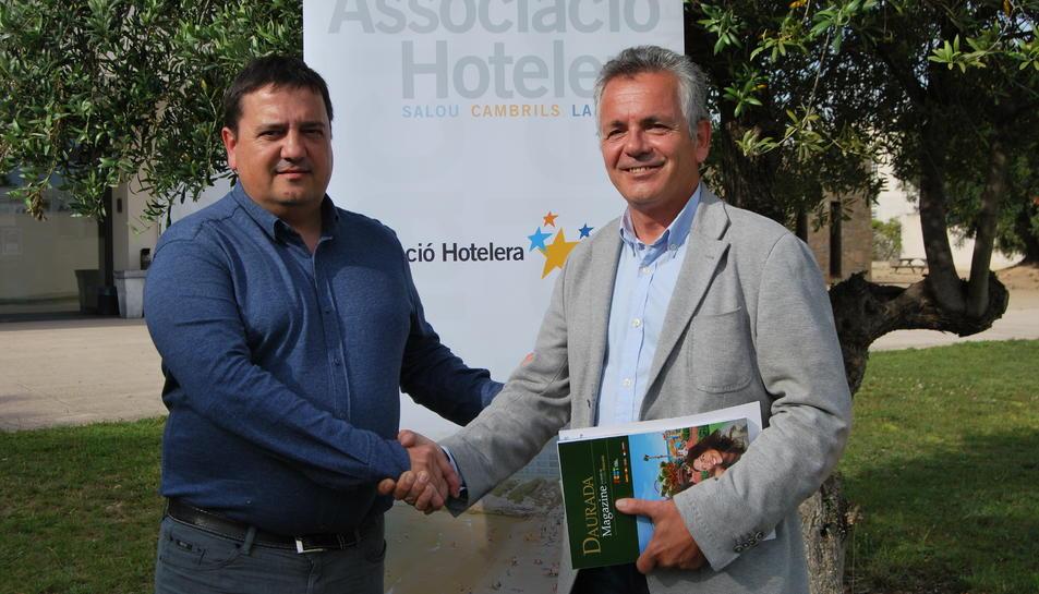 L'empresari reusenc Xavier Roig, nou president de l'Associació Hotelera Salou-Cambrils-La Pineda