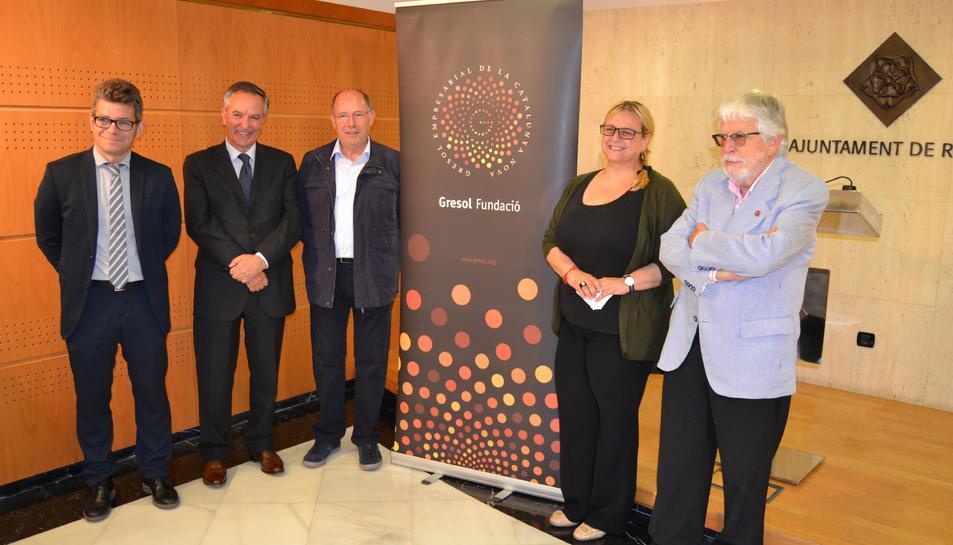 Els Premis Gaudí Gresol tornen a Reus amb dotze premiats
