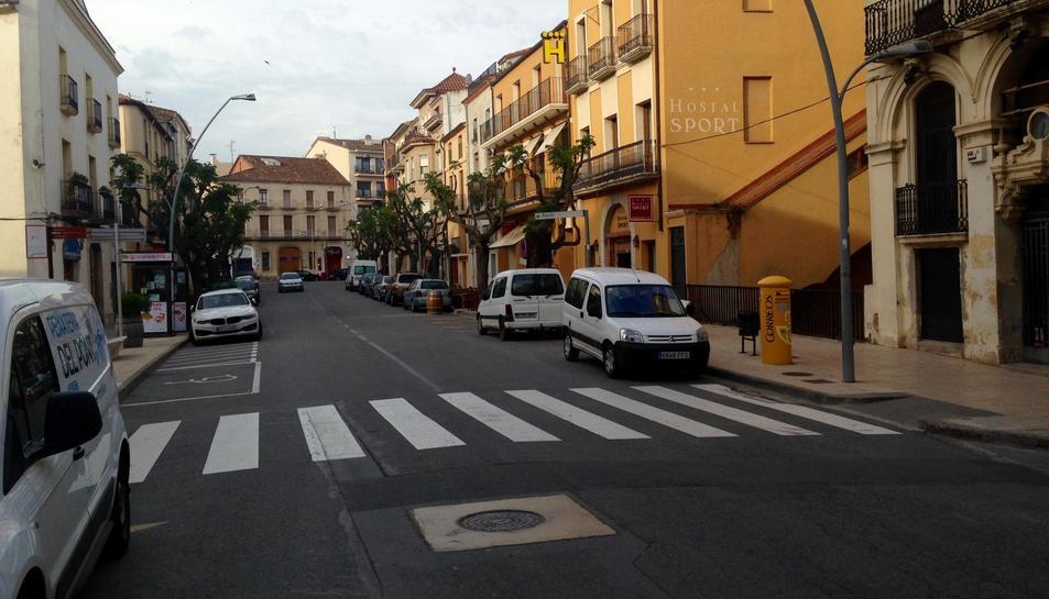 Falset pacta amb Foment el traspàs de la travessia de la N-420 pel municipi