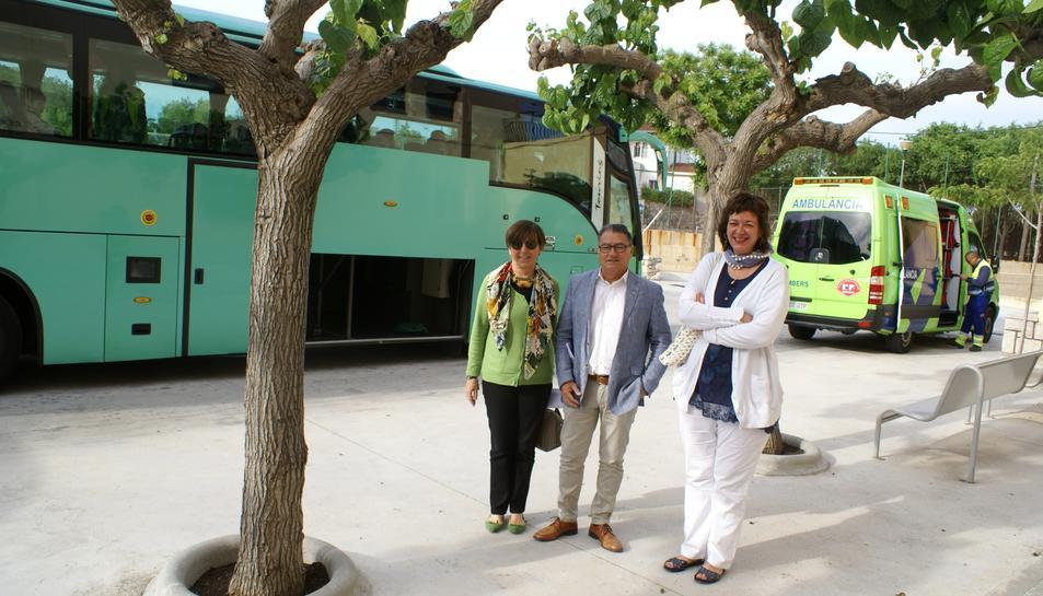 Diàriament el Consell Comarcal del Tarragonès mou 1.150 alumnes