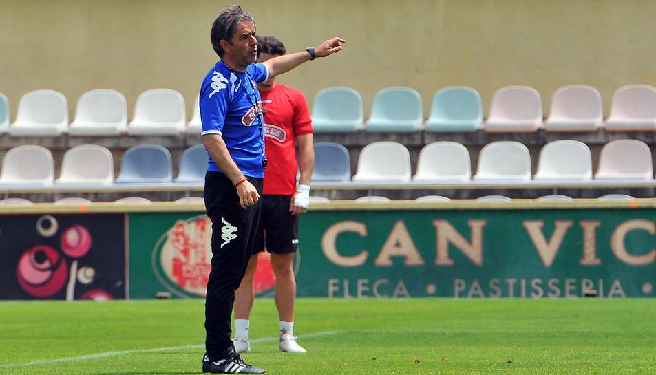 Natxo González: ''No ens convé barrejar-nos amb l'eufòria''