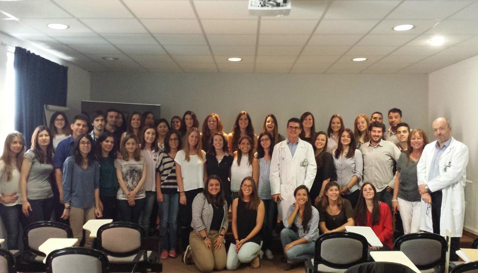 L'ICS incorpora 46 nous residents a l'HJ23 i a l'Atenció Primària del Camp de Tarragona