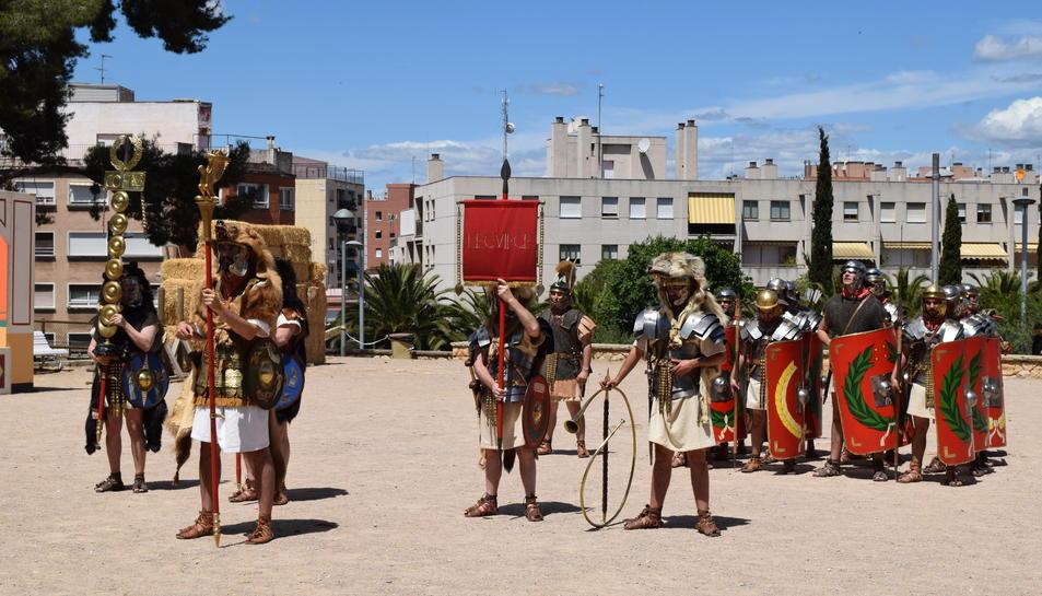 Descobrint els secrets de les legions romanes