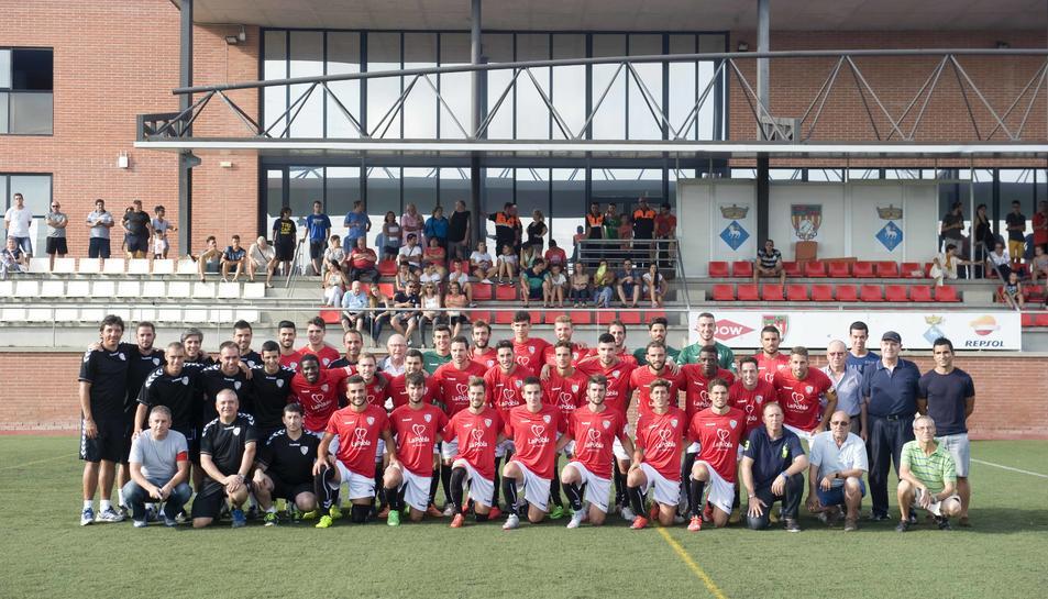 La plantilla del CF Pobla de Mafumet canviarà molt respecte a la de la temporada 2015-16.