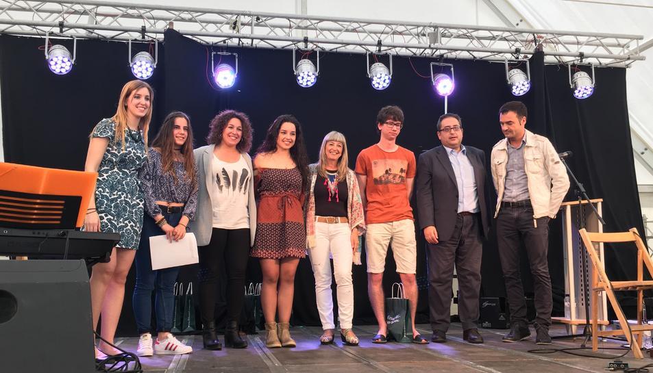 Tres riberenques i un roquetenc guanyen la XII ediciódel Premi Llibresebrencs.org