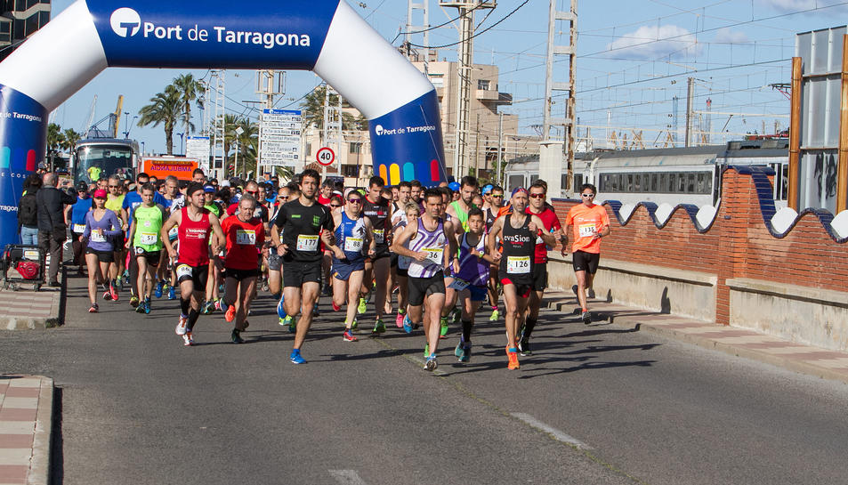 Pedro Ortega s'adjudica la 27a Pujada al Loreto entre 183 corredors