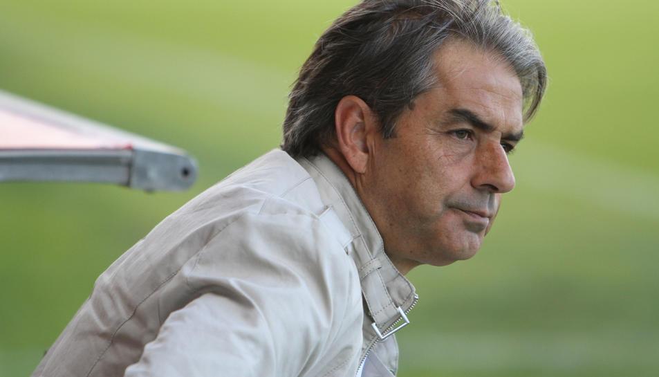 Natxo González seguirà entrenant un CF Reus que vol «continuïtat» a la Segona Divisió