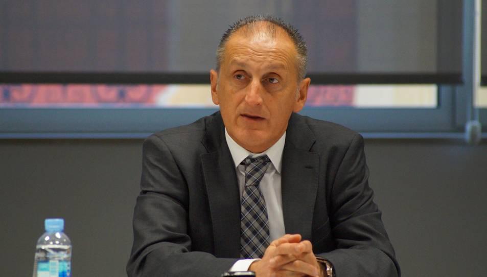 El director de Dow a Tarragona, Kepa Díaz de Mendibil, nou president de l'AEQT