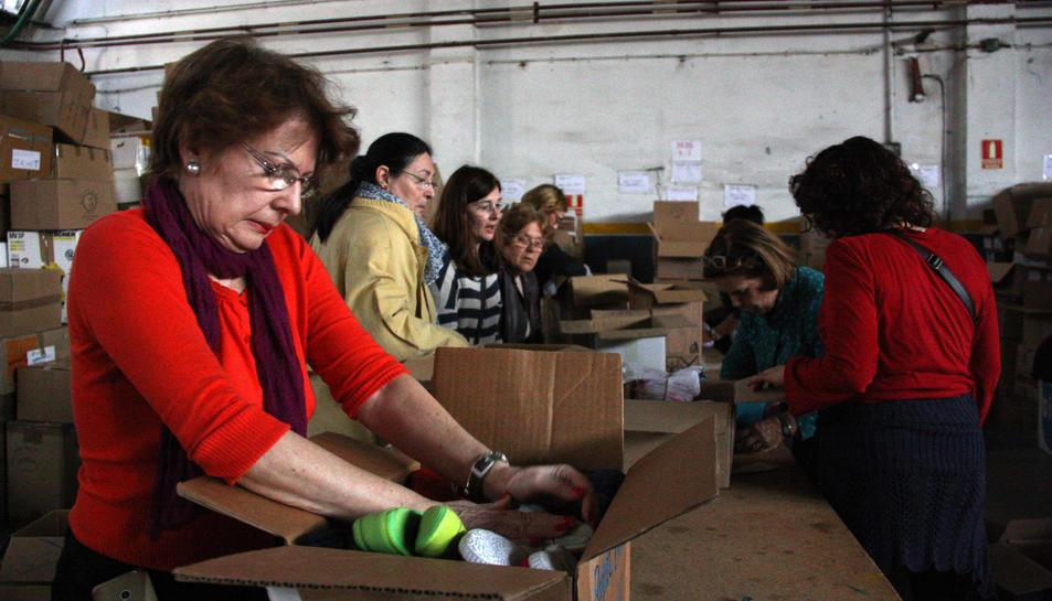Dos refugiats de Palestina i Sri Lanka arriben a Tarragona