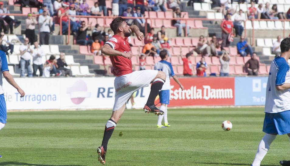 Xavi Molina: «Si l'Eibar ho va fer, per què no podem nosaltres?»