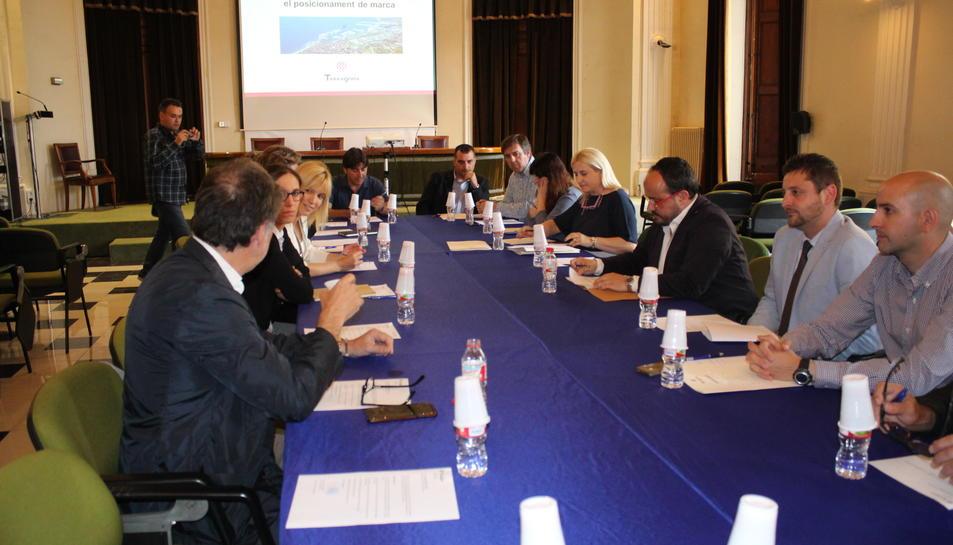 Creen el comitè Marca Tarragona per atraure visitants i inversors