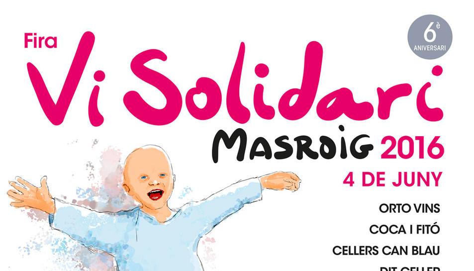La Fira del Vi Solidari arriba a la sisena edició