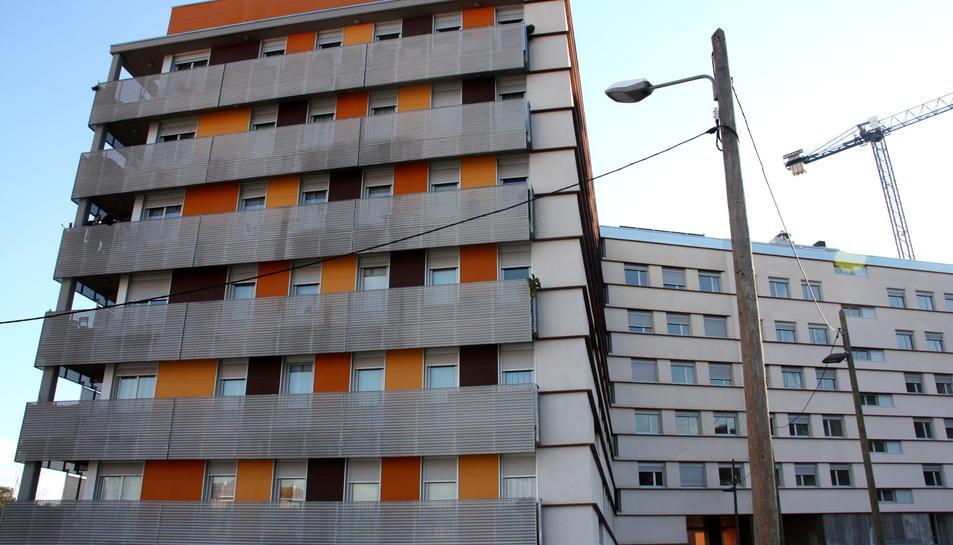 Tarragona lidera el creixement de la construcció de nous habitatges