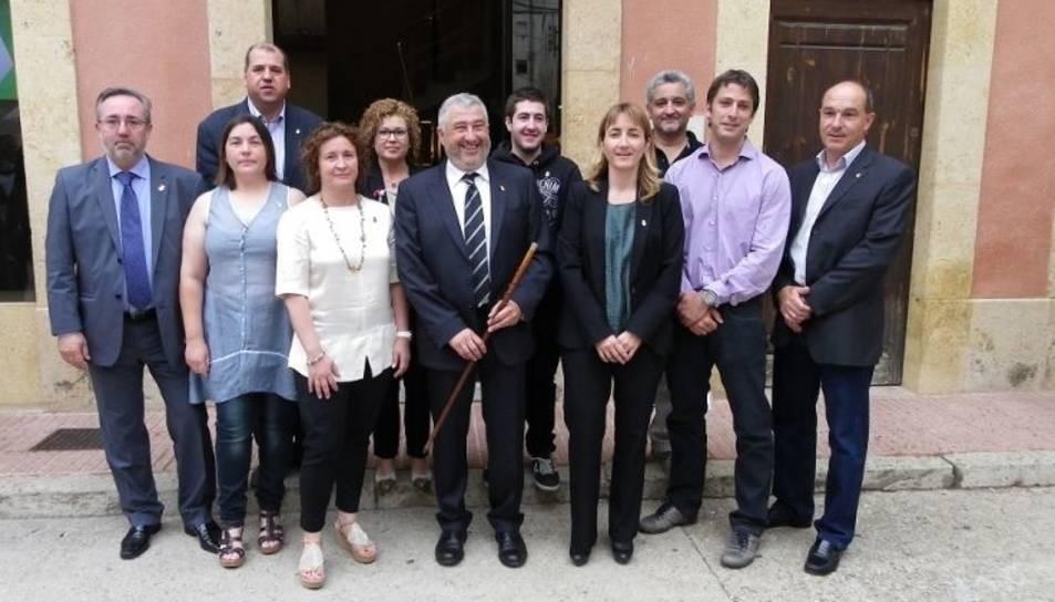Tota l'oposició menys el cap de files de CiU presenta una moció de censura al Catllar