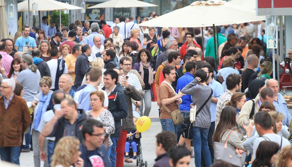 Reus Viu el Vi arriba aquest divendres amb una quarentena de cellers a la plaça Llibertat