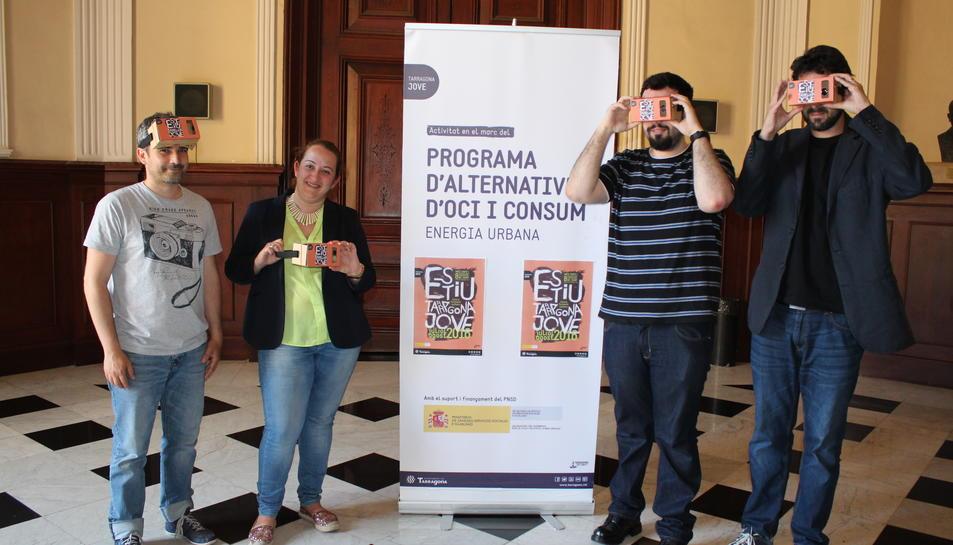 El cicle 'Estiu Tarragonajove' renova propostes per a tots els gustos