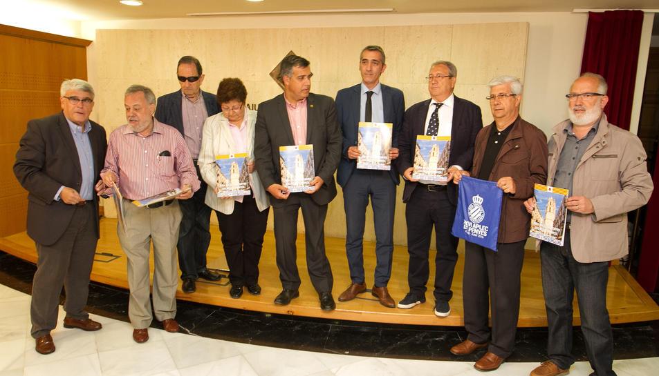 El XXVI Aplec de Penyes de l'Espanyol convertirà Reus en capital del món 'perico'