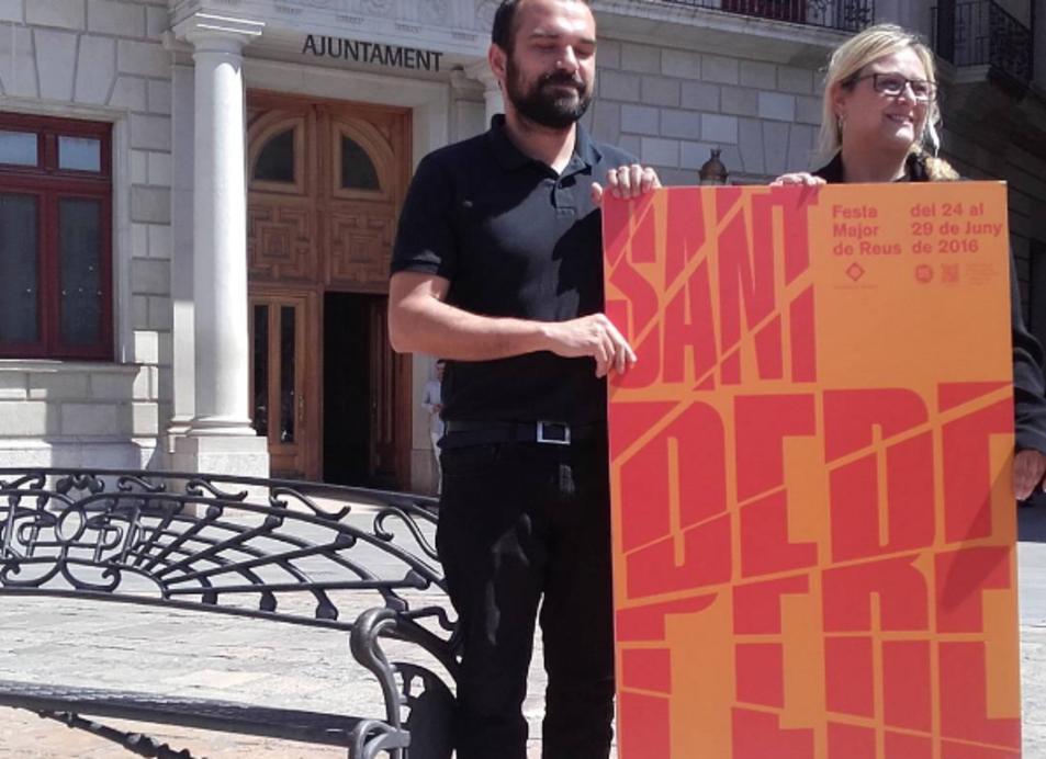 Sant Pere ja té cartell