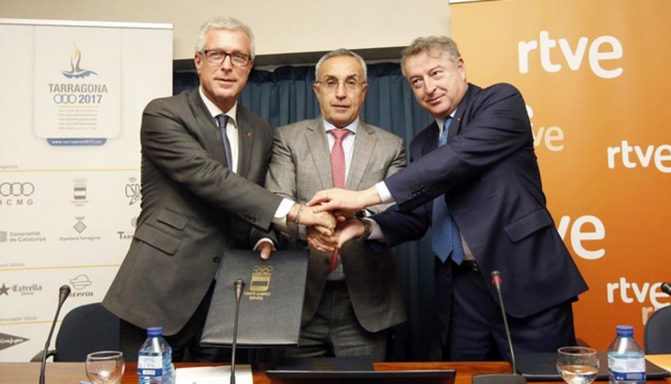 El president del COE ha reconegut que falten entre 14 i 15 milions d'euros per fer els Jocs.
