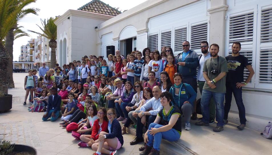La Trobada d'Escoles Verdes va comptar amb la participació de 24 centres