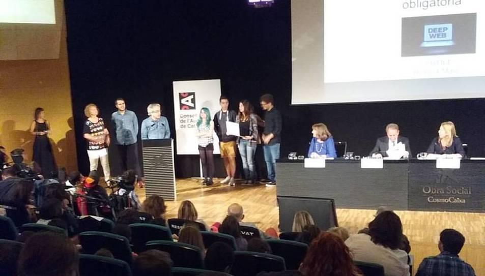 Un documental sobre el refugi de la Patacada guanya el 2n premi del concurs 'El CAC a l'escola'