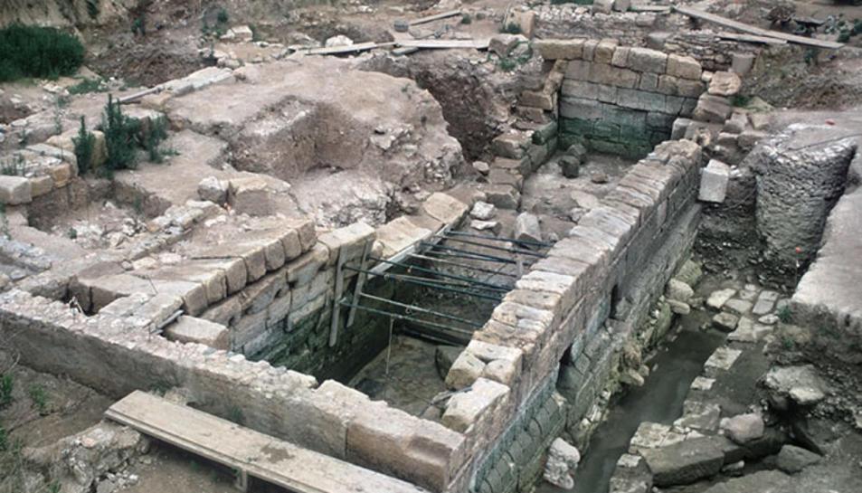 La Font dels Lleons de Tarragona