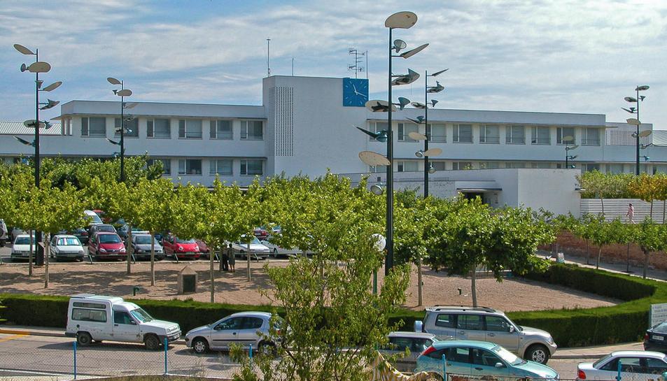 La gestió de l'hospital de Móra d'Ebre depén de Reus.