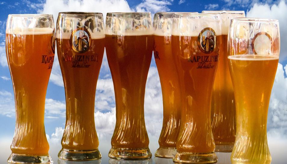 Resulta que la cervesa fa panxa, però aprima i redueix el colesterol