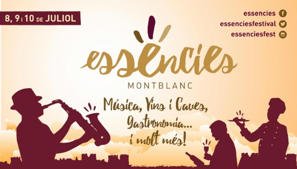 Maridatge de jazz, vins i gastronomia a la primera edició d'Essències