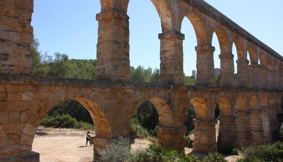 Jornada de ciència i biologia al Parc Ecohistòric del Pont del Diable