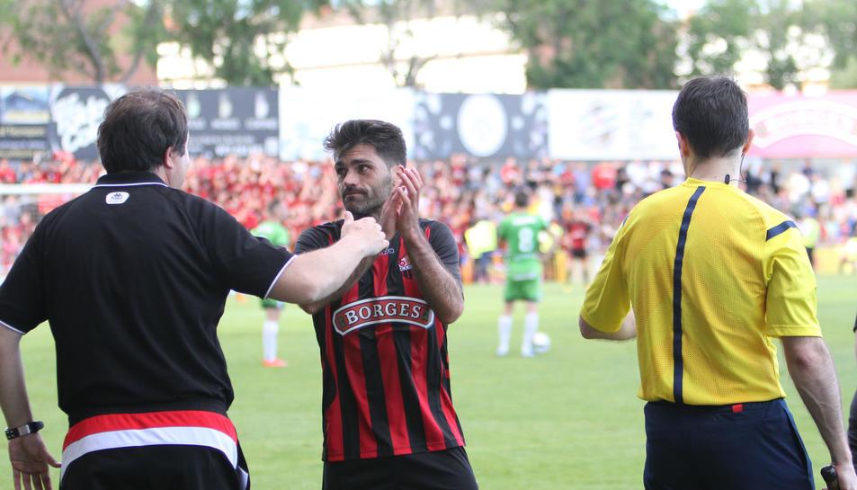 L'UCAM Múrcia-CF Reus es disputarà el dimecres dia 8 de juny a les 20 hores