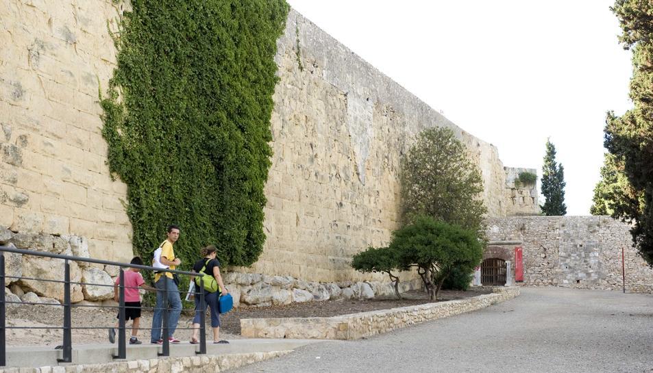 Les Muralles són un dels símbols de la ciutat de Tarragona.