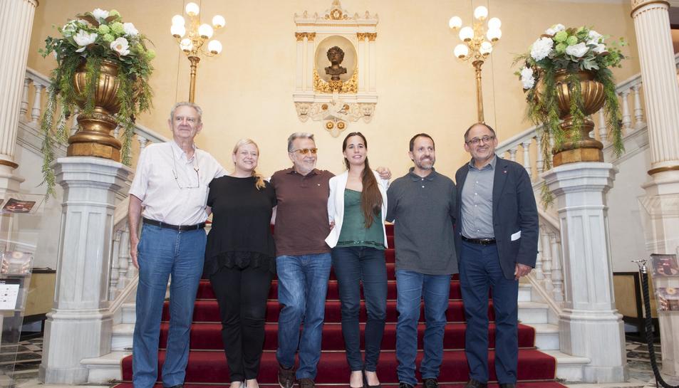 El Fortuny acaba la temporada amb el cicle Grans Mestres