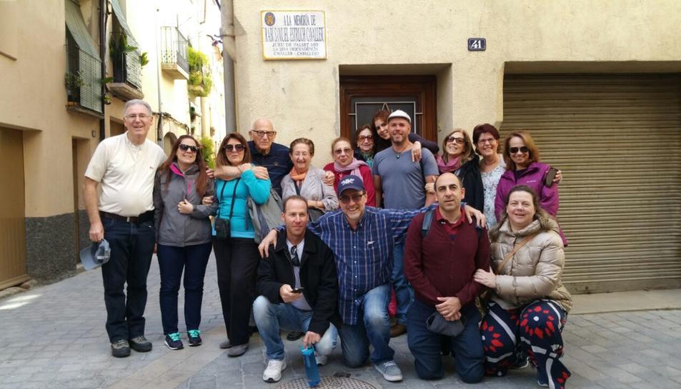 El primer descendent jueu que podrà votar al 26-J és d'origen tarragoní