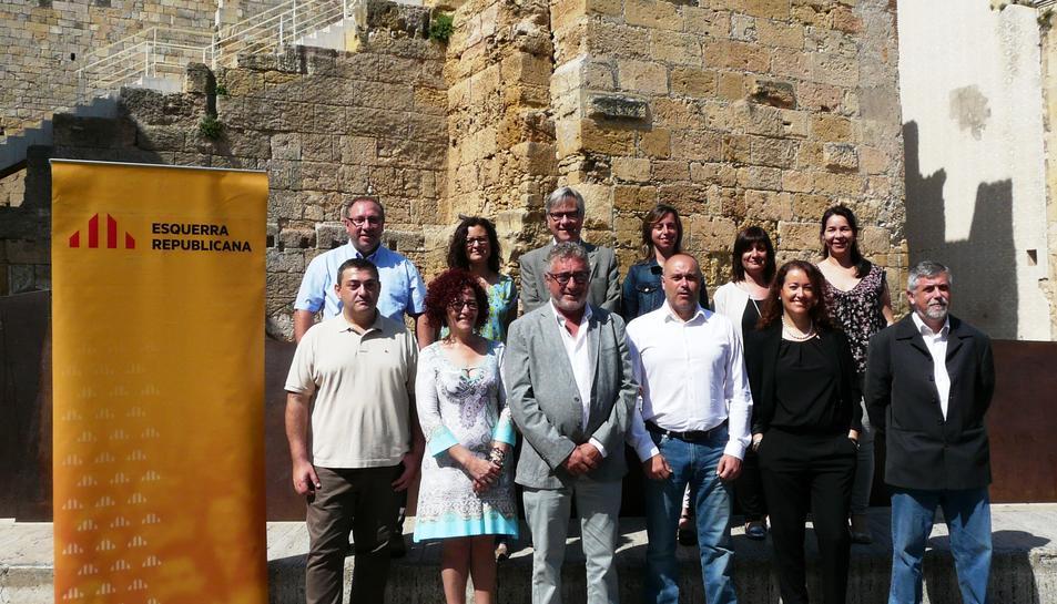 ERC assegura que són els únics que representen el canvi