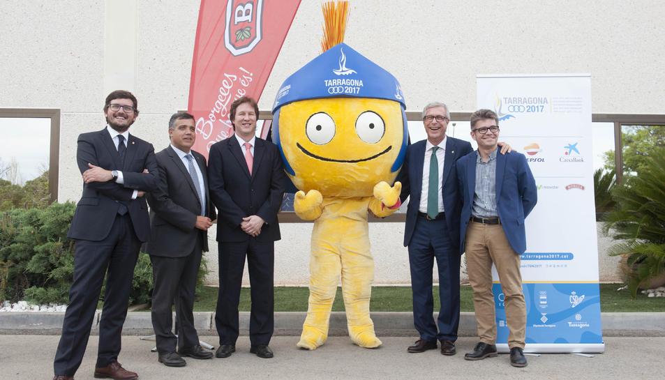Ballesteros es desdiu i reitera que els Jocs Mediterranis es faran amb l'aportació de l'Estat