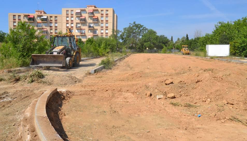 Reus va obrir 107 expedients a propietaris de solars en mal estat el 2015