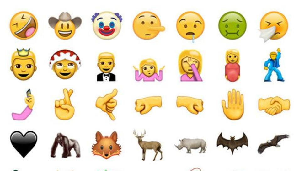 WhatsApp estrenarà 72 noves emoticones